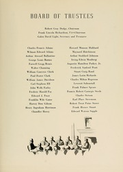 Page 17, 1941 Edition, Northeastern University - Cauldron Yearbook (Boston, MA) online yearbook collection