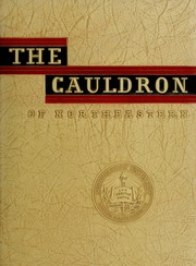Page 1, 1943 Edition, Northeastern University - Cauldron Yearbook (Boston, MA) online yearbook collection