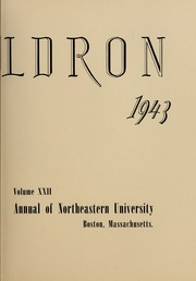 Page 7, 1943 Edition, Northeastern University - Cauldron Yearbook (Boston, MA) online yearbook collection