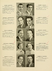 Page 15, 1951 Edition, Northeastern University - Cauldron Yearbook (Boston, MA) online yearbook collection