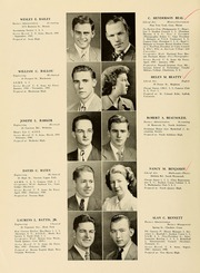 Page 16, 1951 Edition, Northeastern University - Cauldron Yearbook (Boston, MA) online yearbook collection