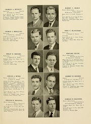 Page 17, 1951 Edition, Northeastern University - Cauldron Yearbook (Boston, MA) online yearbook collection