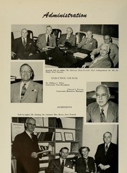 Page 14, 1954 Edition, Northeastern University - Cauldron Yearbook (Boston, MA) online yearbook collection