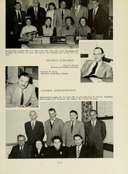 Page 15, 1954 Edition, Northeastern University - Cauldron Yearbook (Boston, MA) online yearbook collection