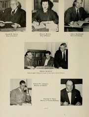 Page 16, 1954 Edition, Northeastern University - Cauldron Yearbook (Boston, MA) online yearbook collection