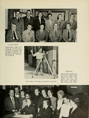 Page 17, 1954 Edition, Northeastern University - Cauldron Yearbook (Boston, MA) online yearbook collection