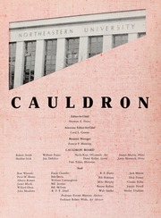 Page 6, 1958 Edition, Northeastern University - Cauldron Yearbook (Boston, MA) online yearbook collection