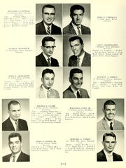 Page 78, 1959 Edition, Northeastern University - Cauldron Yearbook (Boston, MA) online yearbook collection