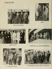 Page 288, 1971 Edition, Northeastern University - Cauldron Yearbook (Boston, MA) online yearbook collection