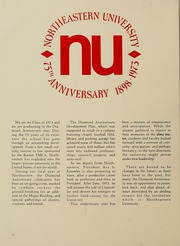 Page 14, 1974 Edition, Northeastern University - Cauldron Yearbook (Boston, MA) online yearbook collection