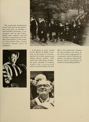 Page 15, 1974 Edition, Northeastern University - Cauldron Yearbook (Boston, MA) online yearbook collection