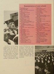 Page 16, 1974 Edition, Northeastern University - Cauldron Yearbook (Boston, MA) online yearbook collection