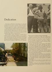 Page 8, 1974 Edition, Northeastern University - Cauldron Yearbook (Boston, MA) online yearbook collection