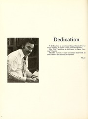 Page 8, 1976 Edition, Northeastern University - Cauldron Yearbook (Boston, MA) online yearbook collection