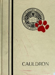 Northeastern University - Cauldron Yearbook (Boston, MA) online yearbook collection, 1983 Edition, Page 1
