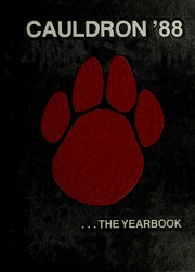Northeastern University - Cauldron Yearbook (Boston, MA) online yearbook collection, 1988 Edition, Page 1