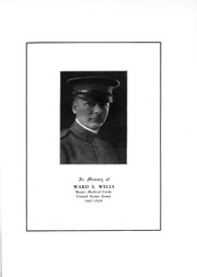 Page 17, 1930 Edition, US Army School of Nursing - Taps Yearbook (Washington, DC) online yearbook collection