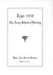 Page 5, 1930 Edition, US Army School of Nursing - Taps Yearbook (Washington, DC) online yearbook collection