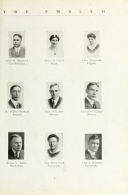 Page 17, 1921 Edition, Chicago State University - Emblem Yearbook (Chicago, IL) online yearbook collection