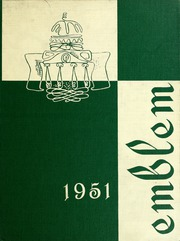 Page 1, 1951 Edition, Chicago State University - Emblem Yearbook (Chicago, IL) online yearbook collection