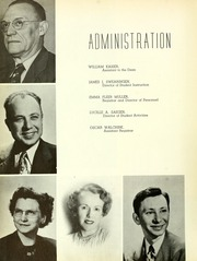 Page 14, 1951 Edition, Chicago State University - Emblem Yearbook (Chicago, IL) online yearbook collection