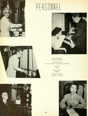 Page 16, 1951 Edition, Chicago State University - Emblem Yearbook (Chicago, IL) online yearbook collection