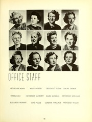 Page 17, 1951 Edition, Chicago State University - Emblem Yearbook (Chicago, IL) online yearbook collection
