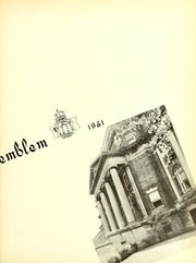 Page 5, 1951 Edition, Chicago State University - Emblem Yearbook (Chicago, IL) online yearbook collection