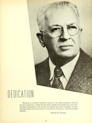 Page 9, 1951 Edition, Chicago State University - Emblem Yearbook (Chicago, IL) online yearbook collection