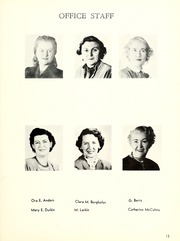 Page 17, 1952 Edition, Chicago State University - Emblem Yearbook (Chicago, IL) online yearbook collection