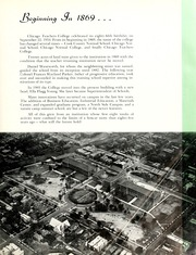 Page 11, 1955 Edition, Chicago State University - Emblem Yearbook (Chicago, IL) online yearbook collection