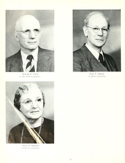 Page 12, 1955 Edition, Chicago State University - Emblem Yearbook (Chicago, IL) online yearbook collection