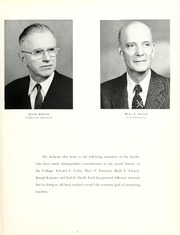 Page 13, 1955 Edition, Chicago State University - Emblem Yearbook (Chicago, IL) online yearbook collection