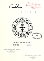 Page 5, 1955 Edition, Chicago State University - Emblem Yearbook (Chicago, IL) online yearbook collection