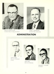 Page 12, 1959 Edition, Chicago State University - Emblem Yearbook (Chicago, IL) online yearbook collection