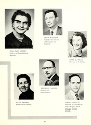 Page 13, 1959 Edition, Chicago State University - Emblem Yearbook (Chicago, IL) online yearbook collection