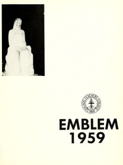 Page 5, 1959 Edition, Chicago State University - Emblem Yearbook (Chicago, IL) online yearbook collection