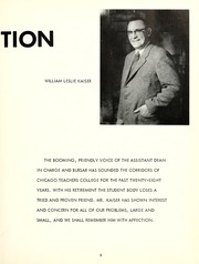Page 9, 1959 Edition, Chicago State University - Emblem Yearbook (Chicago, IL) online yearbook collection