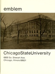Page 5, 1972 Edition, Chicago State University - Emblem Yearbook (Chicago, IL) online yearbook collection