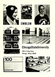 Page 5, 1973 Edition, Chicago State University - Emblem Yearbook (Chicago, IL) online yearbook collection