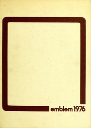 Page 1, 1976 Edition, Chicago State University - Emblem Yearbook (Chicago, IL) online yearbook collection