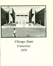 Page 5, 1978 Edition, Chicago State University - Emblem Yearbook (Chicago, IL) online yearbook collection