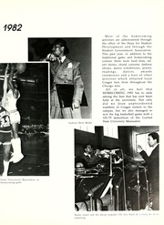 Page 11, 1981 Edition, Chicago State University - Emblem Yearbook (Chicago, IL) online yearbook collection