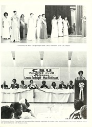 Page 23, 1981 Edition, Chicago State University - Emblem Yearbook (Chicago, IL) online yearbook collection