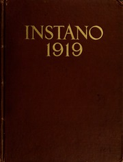 Indiana University of Pennsylvania - Oak Yearbook / INSTANO Yearbook (Indiana, PA) online yearbook collection, 1919 Edition, Page 1
