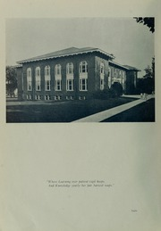 Page 12, 1923 Edition, Indiana University of Pennsylvania - Oak Yearbook / INSTANO Yearbook (Indiana, PA) online yearbook collection
