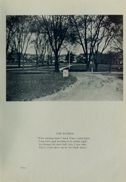 Page 15, 1923 Edition, Indiana University of Pennsylvania - Oak Yearbook / INSTANO Yearbook (Indiana, PA) online yearbook collection