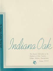 Page 9, 1938 Edition, Indiana University of Pennsylvania - Oak Yearbook / INSTANO Yearbook (Indiana, PA) online yearbook collection
