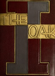 Page 1, 1939 Edition, Indiana University of Pennsylvania - Oak Yearbook / INSTANO Yearbook (Indiana, PA) online yearbook collection