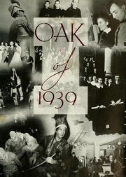 Page 11, 1939 Edition, Indiana University of Pennsylvania - Oak Yearbook / INSTANO Yearbook (Indiana, PA) online yearbook collection